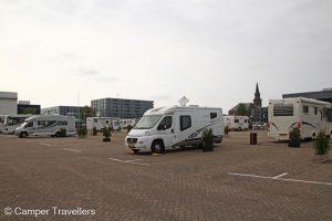 Camperpark Kinderdijk