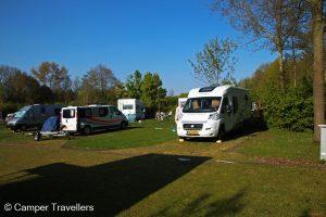 Camping Jeugdstadion - Ieper