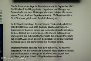 KZ Gedenkstätte Mittelbau-Dora